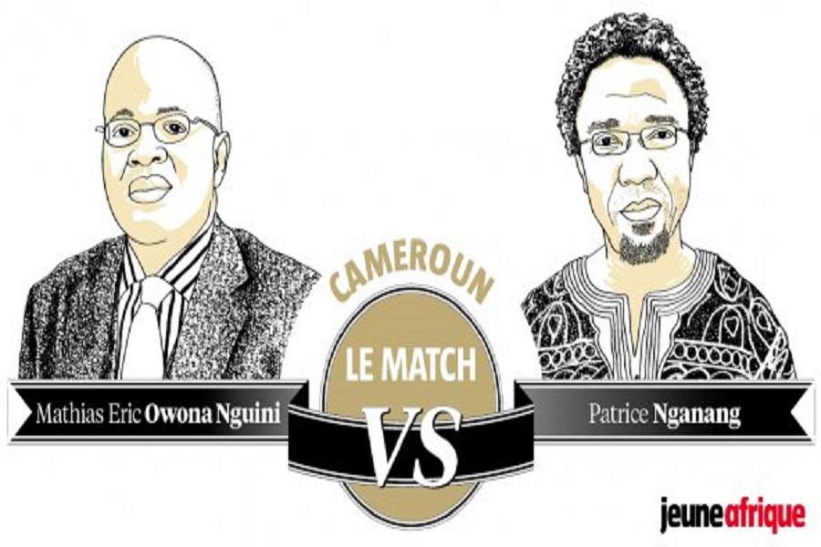 Cameroun : Mathias Eric Owona Nguini, Patrice Nganang et le poison du tribalisme, par Jeune Afrique