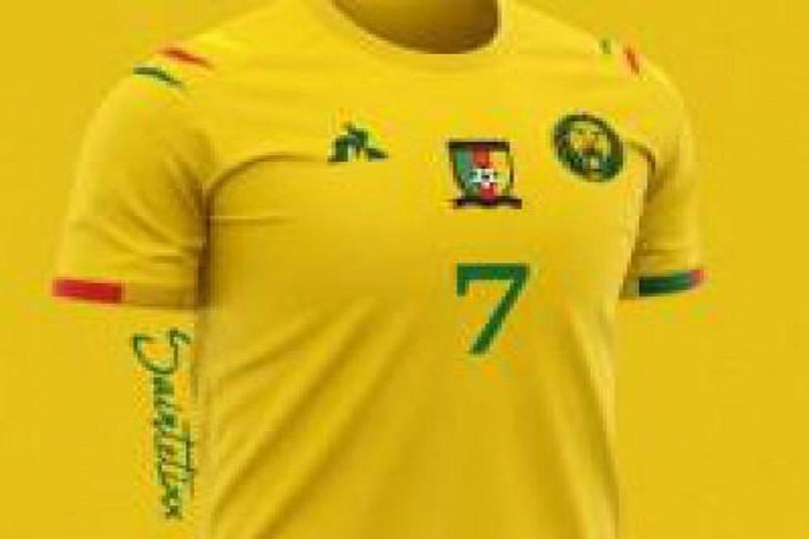 Cameroun-football : paraphage du contrat avec « le coq sportif », le nouvel équipementier des lions indomptables le 7 juin