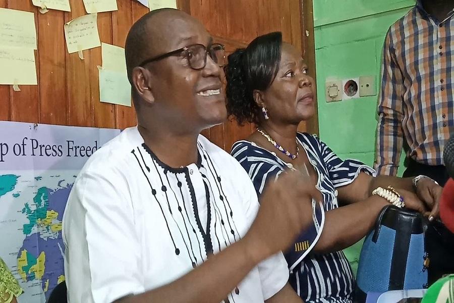 Cameroun : «il n'est pas exclu que la société civile descende dans la rue pour exiger le dialogue », Philipe Nanga