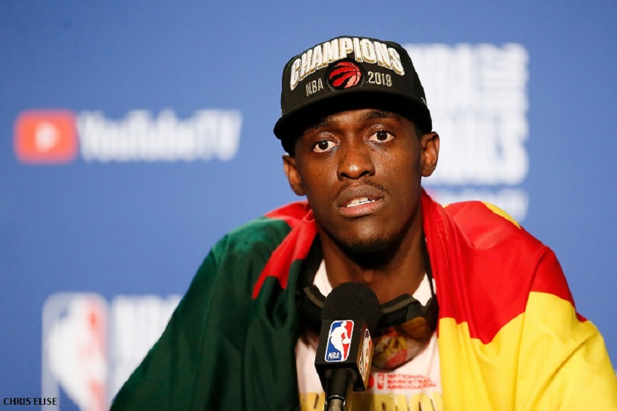 Sport- Pascal Siakam : « Je tiens à remercier les Raptors de Toronto d'avoir cru en moi - un petit garçon maigre du Cameroun »