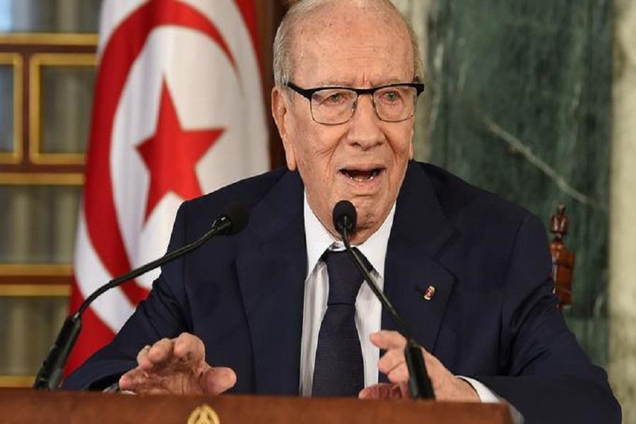 Le président tunisien est mort ce jeudi. Il était âgé de 92 ans.