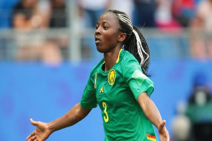 Coupe de monde féminine 2019 : Nchout Ajara récompensée pour le meilleur  but de la compétition