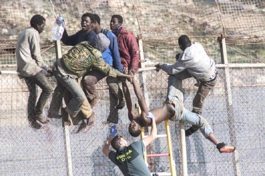 Cameroun : altercation entre migrants camerounais et autorités au Mexique.