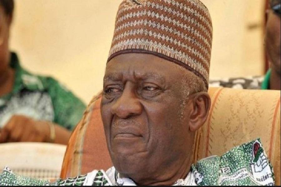 Cameroun :  à 77 ans aujourd'hui, John Fru Ndi reste le président du Social Democratic front.