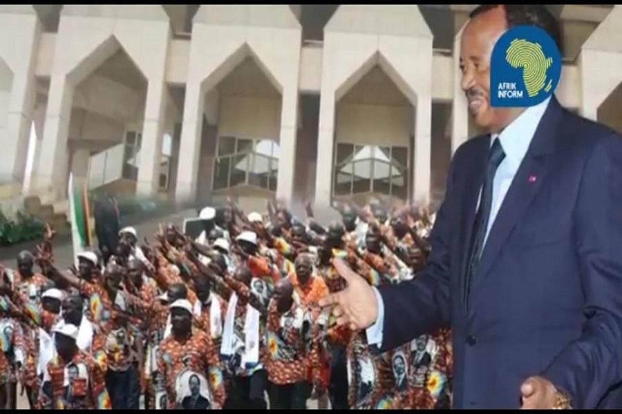 Awards Afrik-Inform : Paul Biya décroche le prix spécial de l'«Homme d'Etat de classe exceptionnelle »