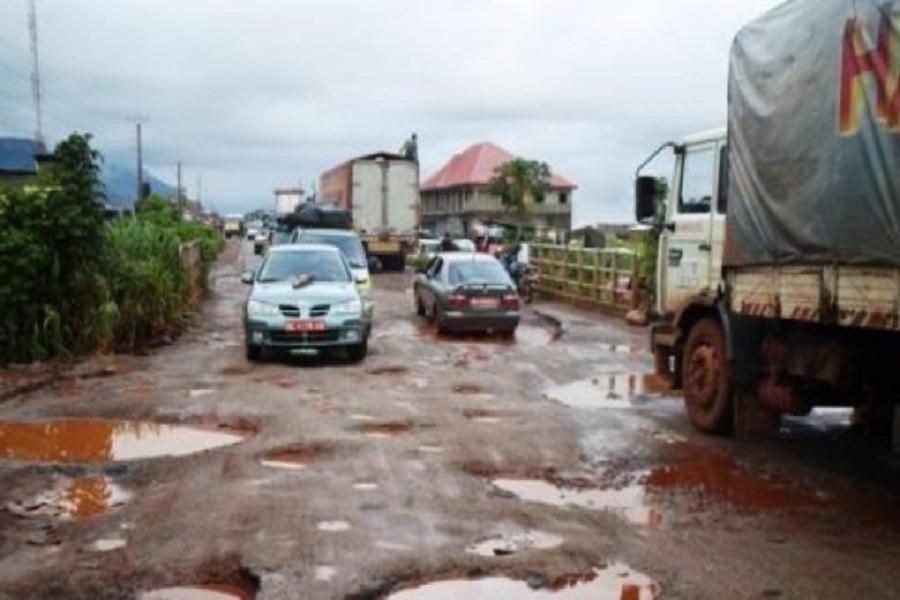 Cameroun-transport routier : le piteux état des routes au centre des préoccupations