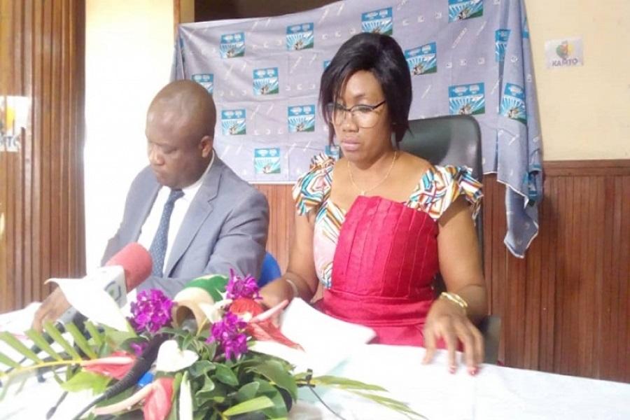 Cameroun : « Le combat que nous avons initié va continuer… » Tiriane Noah Biloa (2e vice-présidente du MRC)