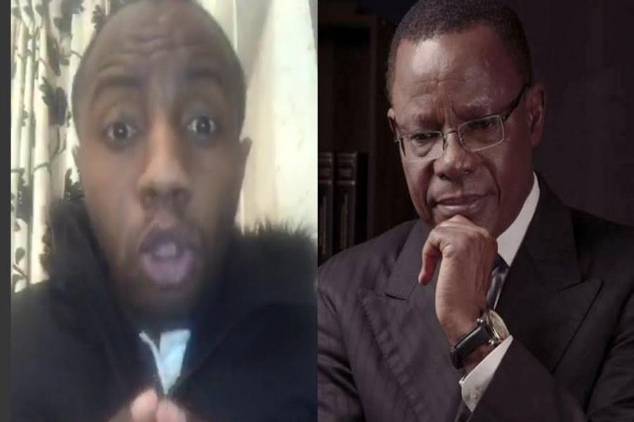 Cameroun : Boris Bertolt écrit un livre de 336 pages sur Maurice Kamto en 1 mois 6 jours