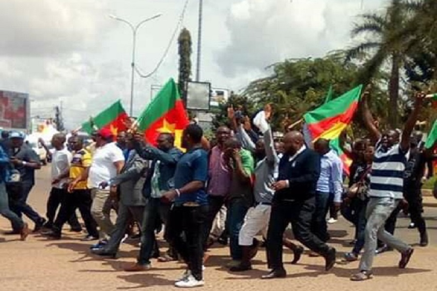 Marche blanche : 30 militants du MRC mis en liberté dans la capitale économique.