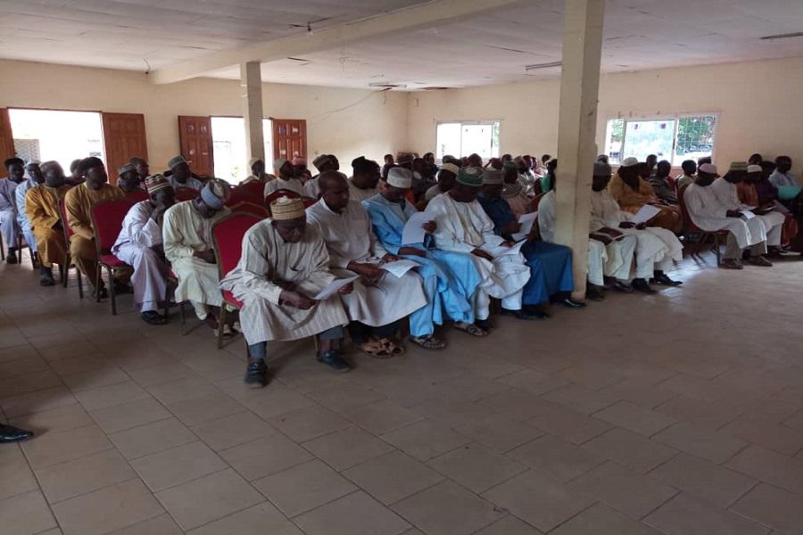 Hadj 2019 :  Atanga Nji appelle les pèlerins à prier pour le Cameroun.