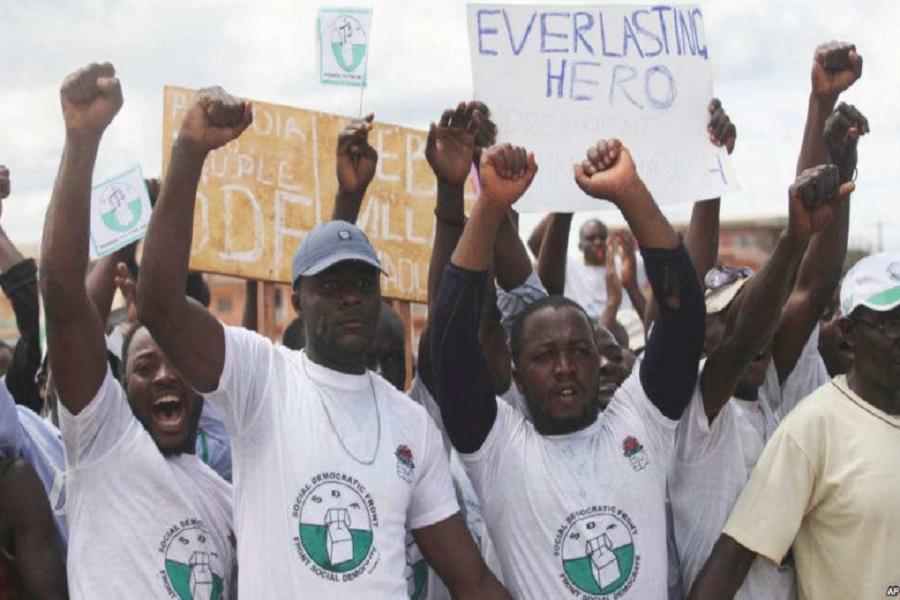 Cameroun :  le SDF décline l'appel des sécessionnistes à retirer ses représentants au parlement.