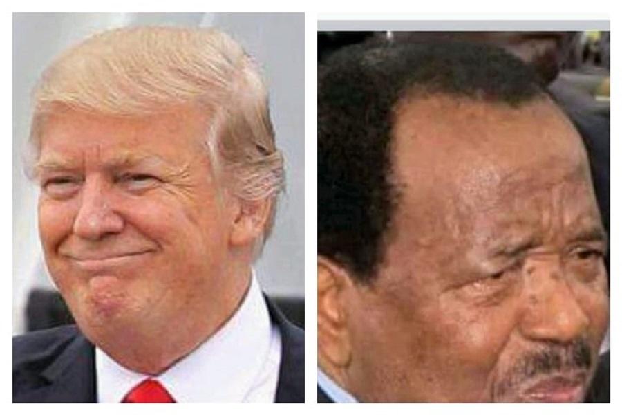 [Confidences] : Le président  Donald  Trump aurait demandé à la CIA de renverser le président  Biya du pouvoir