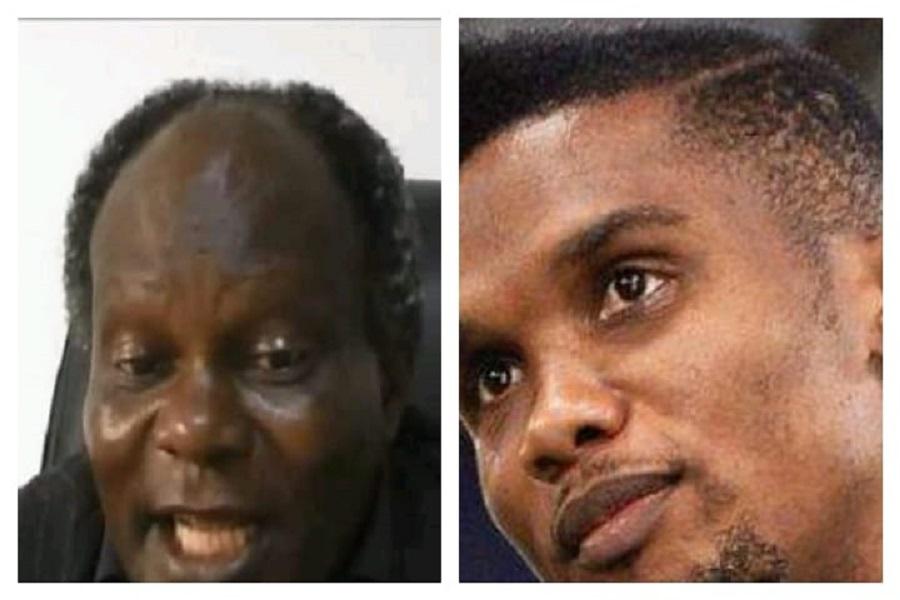 Cameroun : « Honnêtement, je ne pourrais jamais oublier ce fils (Eto'o) dans ma vie », Jean Paul Akono