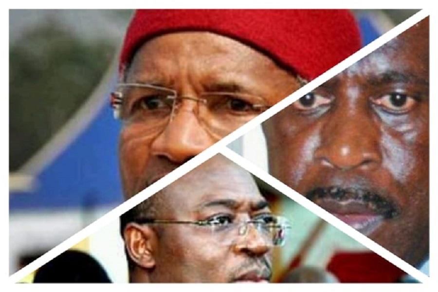 Kondengui : Iya Mohammed, Ephraïm Inoni et Olanguena Awono poursuivent 46 détenus