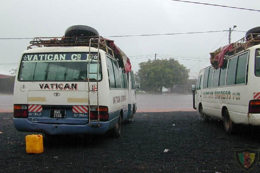 Bamenda : Un bus de l'agence Vatican voyage attaqué par les présumés séparatistes