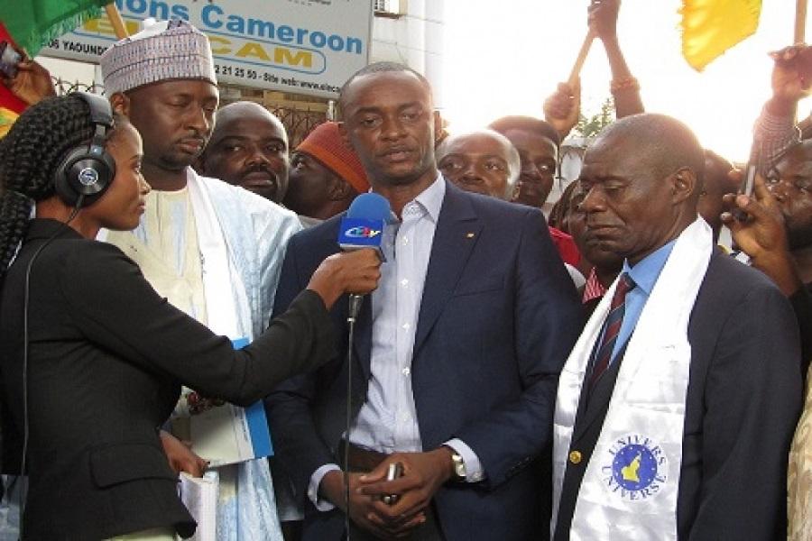 Cameroun : Le Prof Nkou Nvondo renie complètement son poulain « Ce Cabral Libii là, je n'en veux plus »