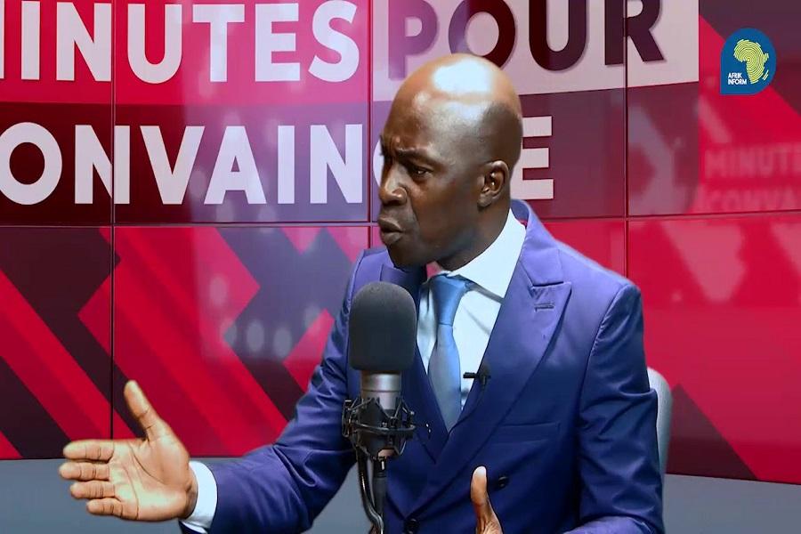 Présidentielle 2018 : Avec un score de 0,56%, Serge Espoir Matomba revient à la charge et accuse le MRC et la CRTV