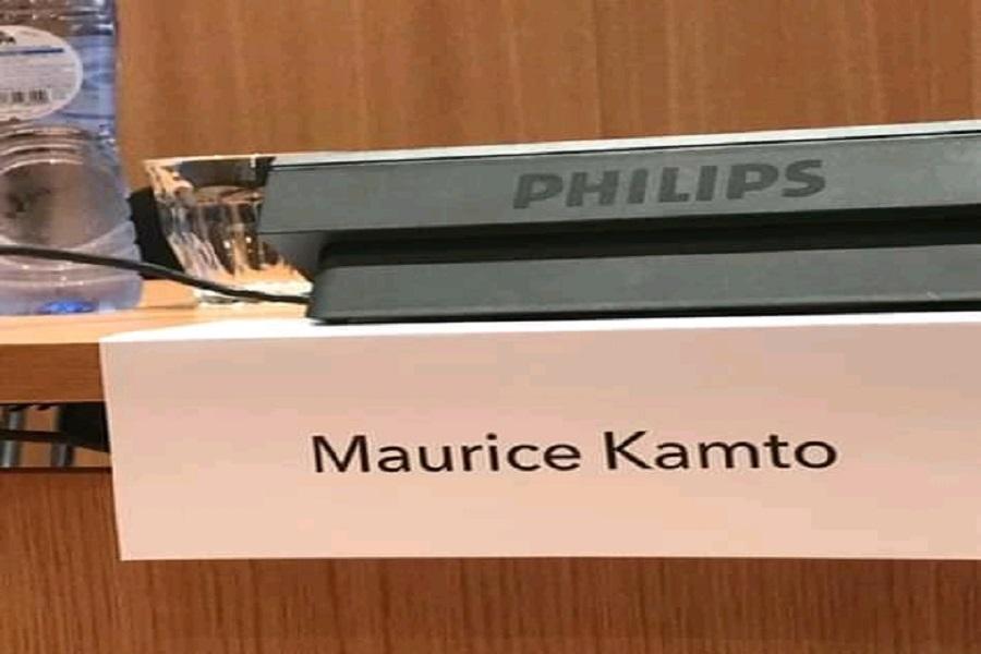 Cameroun : en raison de son incarcération, Maurice Kamto brille par son absence à La Haye