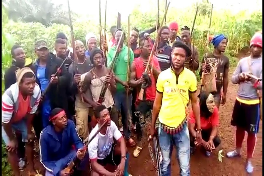 Cameroun : l'armée accuse les sécessionnistes d'avoir tué un bébé et une femme enceinte