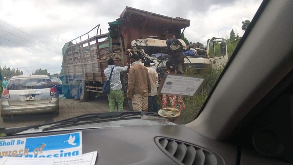 Insécurité routière : Plusieurs personnes  blessées dans un accident de la route à Njombe