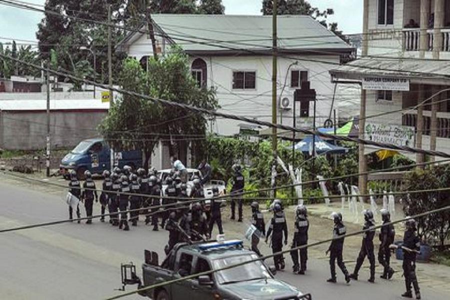 Cameroun : de peur d'invasion terroriste, le gouvernement renforce la securité dans la région de l'Ouest
