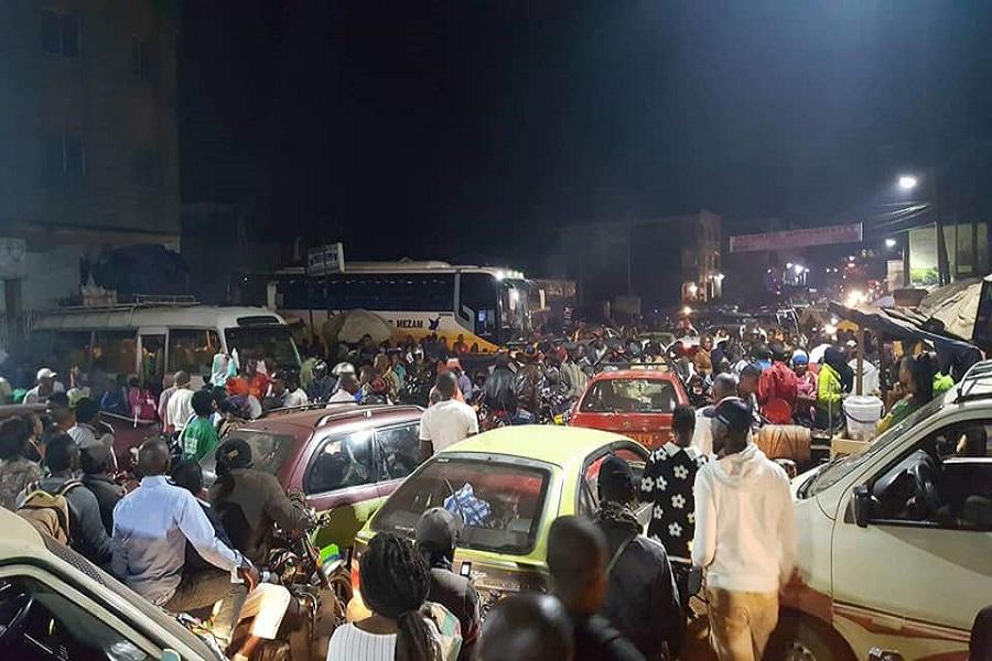 Cameroun : un déplacement massif observé en zone anglophone ce weekend