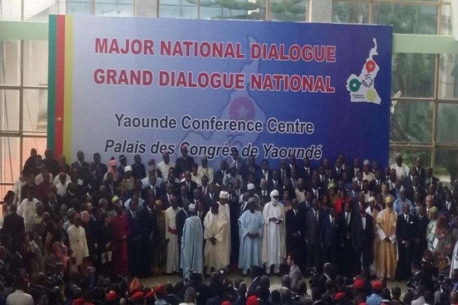 Grand dialogue national : Voici Quelques réactions à chaud après la cérémonie d'ouverture