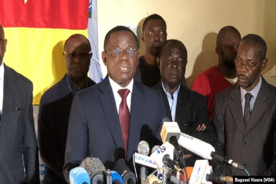 Cameroun : Le procès de Kamto renvoyé au 8 octobre 2019, soit un an, jour pour jour qu'il s'autoproclamait président