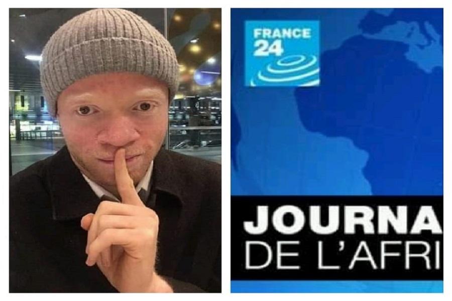 Rendez-vous média : Wilfried Ekanga invité par France 24 pour parler du procès de Maurice Kamto