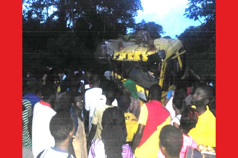 Cameroun : un grave accident fait au mois 10 morts sur l'axe Yaoundé-Bertoua