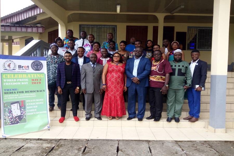 Cameroun-zone de crise : les journalistes anglophones demandent leur respect au gouvernement