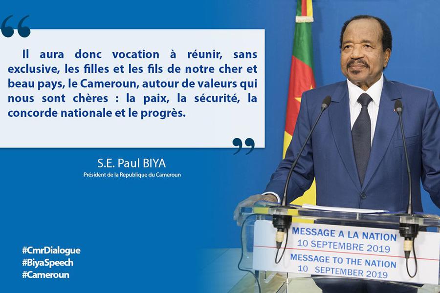 Le coup d'état scientifique est réel contre le président Paul Biya