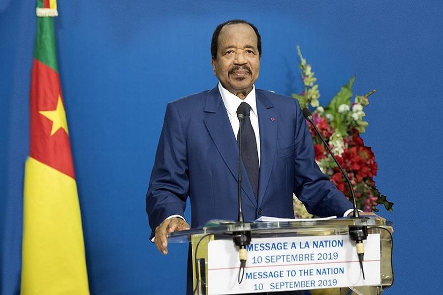 Cameroun : Voici l'intégralité de l'adresse du chef de l'Etat à la nation