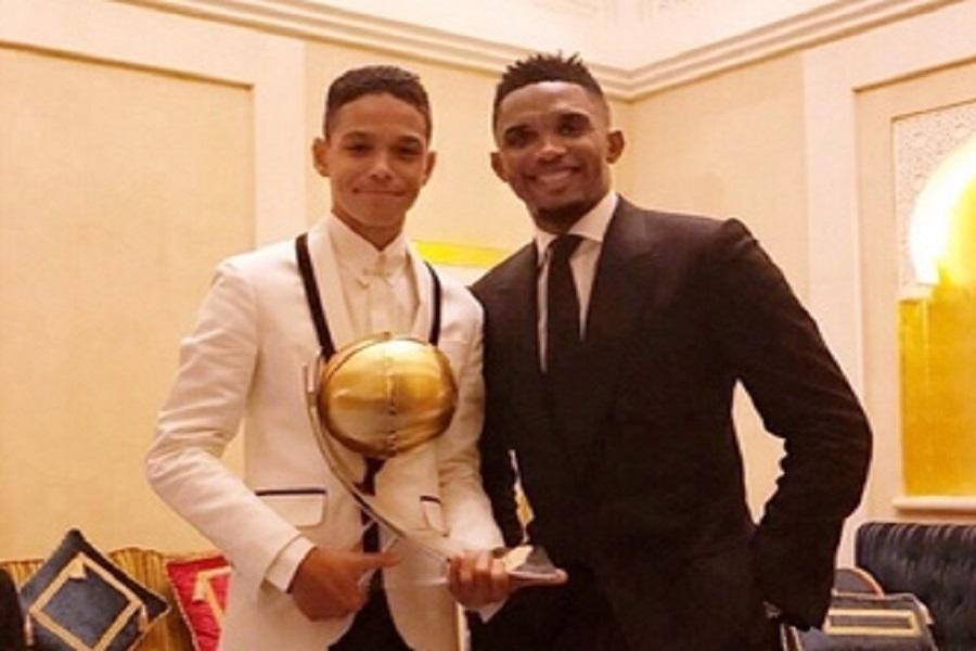 Coupe du monde U17 : Un ancien Lion Indomptable courroucé pour la convocation du fils de Samuel Eto'o