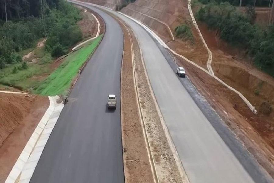 Cameroun : le gouvernement se dit satisfait des travaux sur l'autoroute Yaoundé-Nsimalen