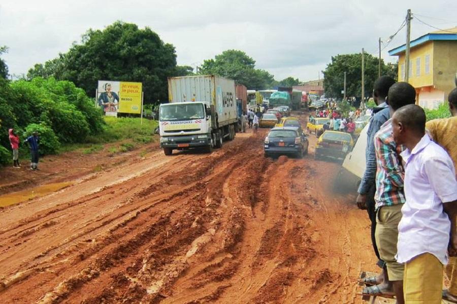 Cameroun-insécurité routière : la circulation paralysée sur l'axe Ngaoundéré et Garoua