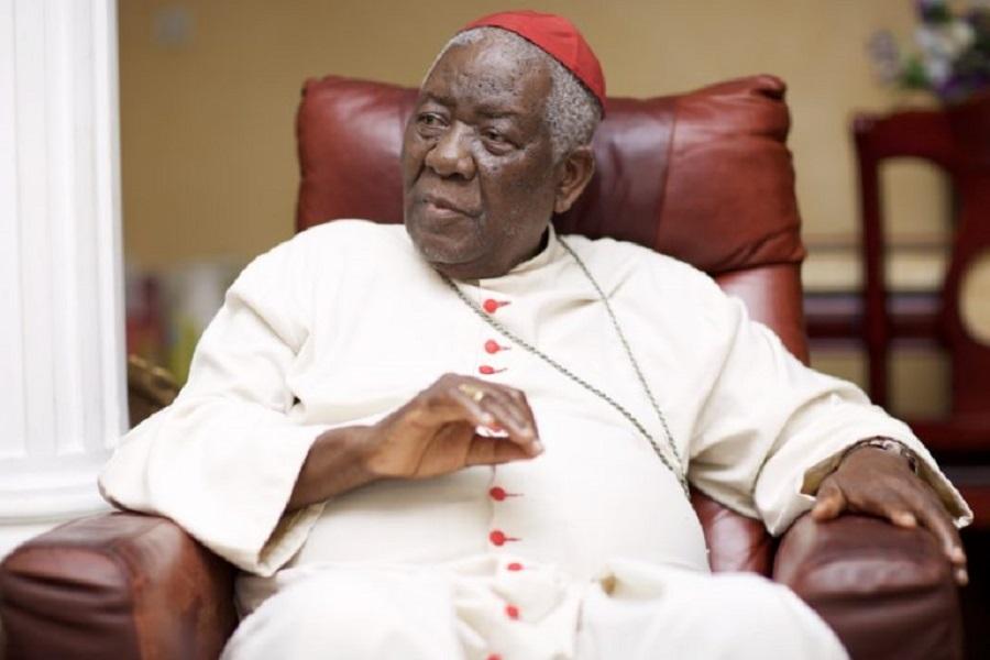 Cameroun-grand dialogue : Cardinal Christian Tumi demande au premier ministre d'être objectif