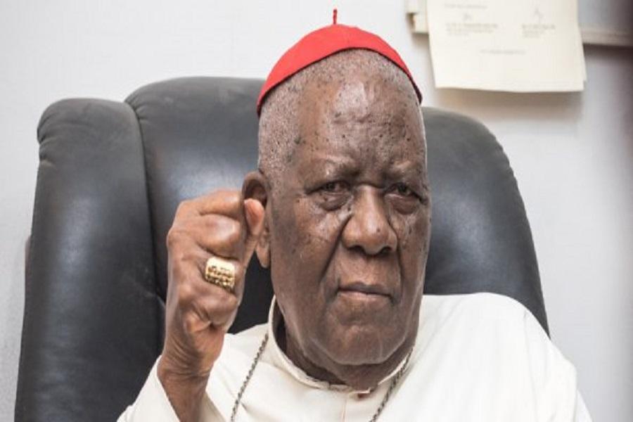 Grand dialogue national : le cardinal Tumi remet un mémorandum de 400 pages au premier ministre