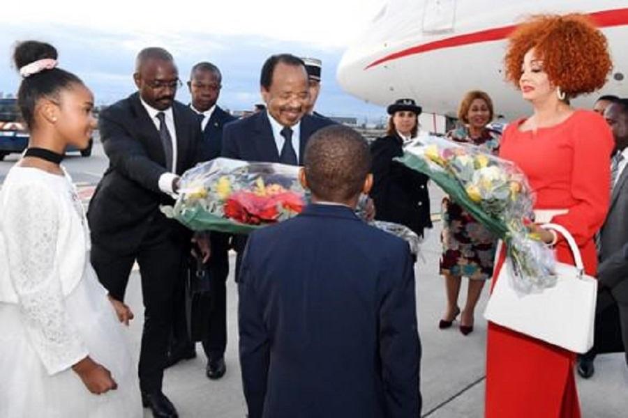 Santé : Paul Biya est allé en France pour chercher 100 milliards de FCFA en faveur de la lutte contre sida, la tuberculose et le paludisme au Cameroun