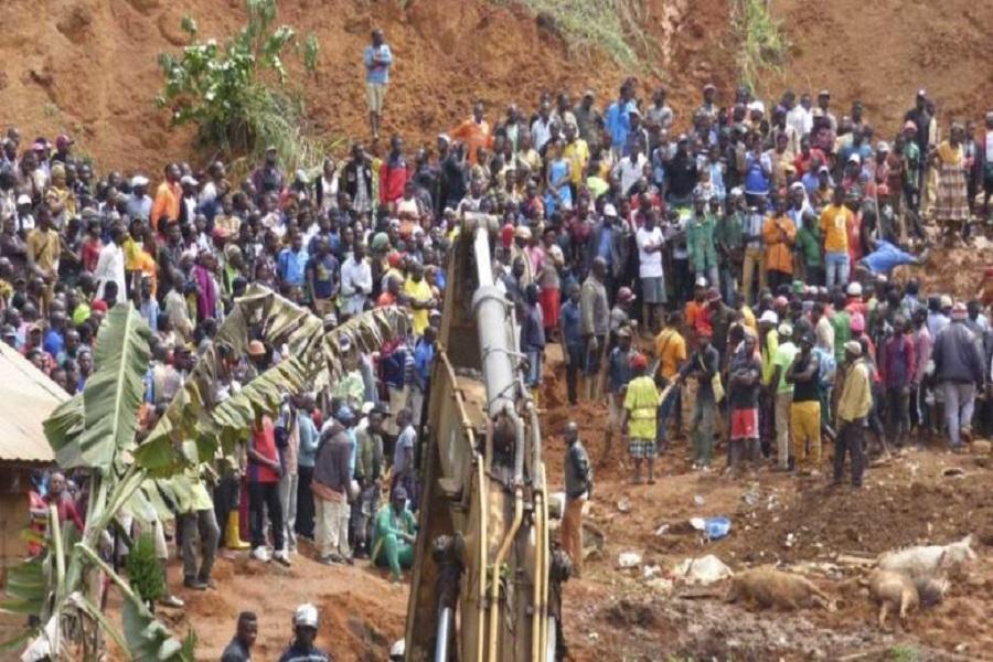 Cameroun-catastrophe de Bafoussam : un collectif des ministres sur les lieux pour évaluer les dégâts