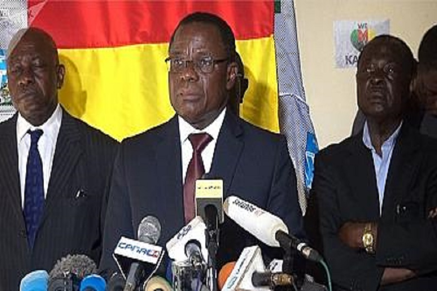 Cameroun : Voici la communication de  Maurice Kamto sur les emeutes de Sangmélima