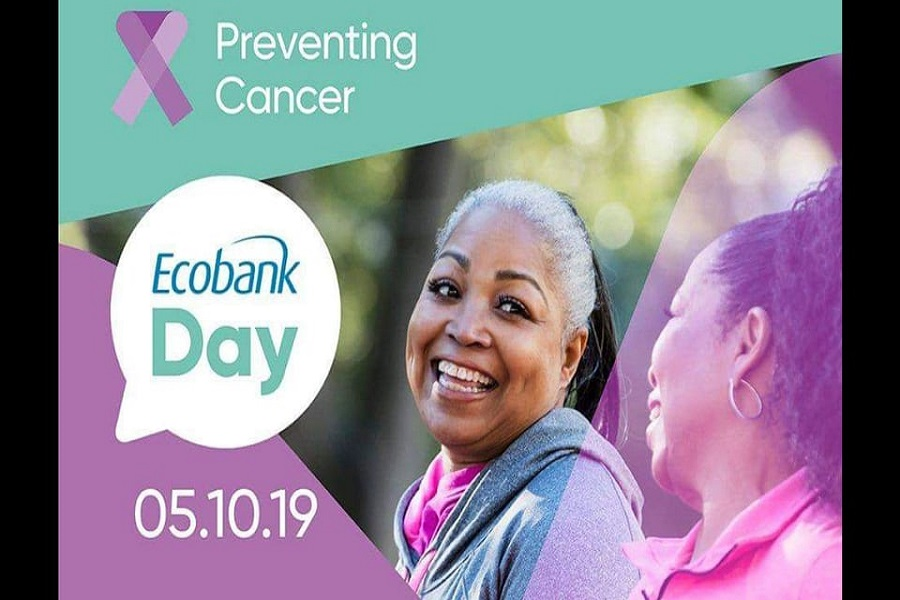ECOBANK : la banque panafricaine lance « ECOBANK DAY 2019 » pour lutter contre les maladies en Afrique