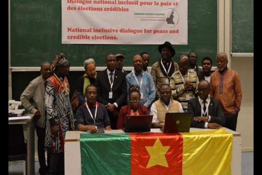 Grand dialogue national : Le Cameroon Patriotic Diaspora décline l'invitation du premier ministre