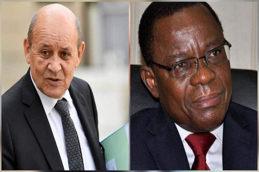 Cameroun : Jean-Yves Le Drian pourrait rencontrer Maurice Kamto durant son séjour au Cameroun