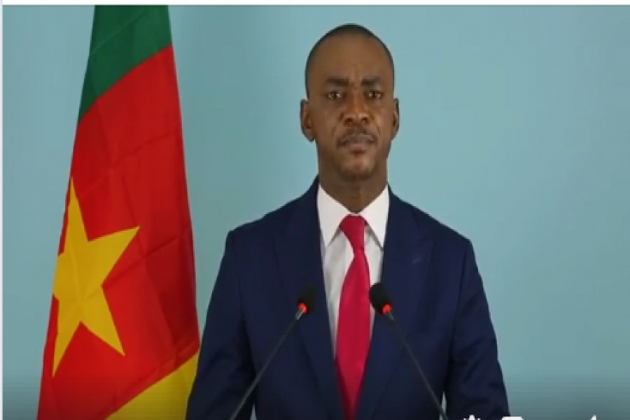 Cameroun : L'application des résolutions du GDN est  la dernière chance pour Monsieur Biya de sortir par la grande porte, Cabral Libii
