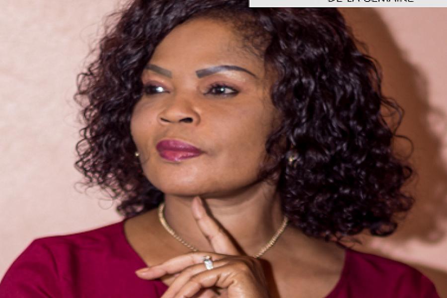 Grand dialogue national : Calixthe Beyala plaide pour la diaspora au Palais des Congrès