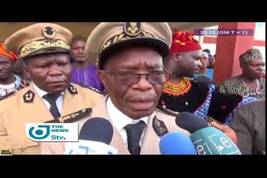 Nord-Ouest : Le gouverneur  Lele Lafrique a (encore) failli se faire tuer