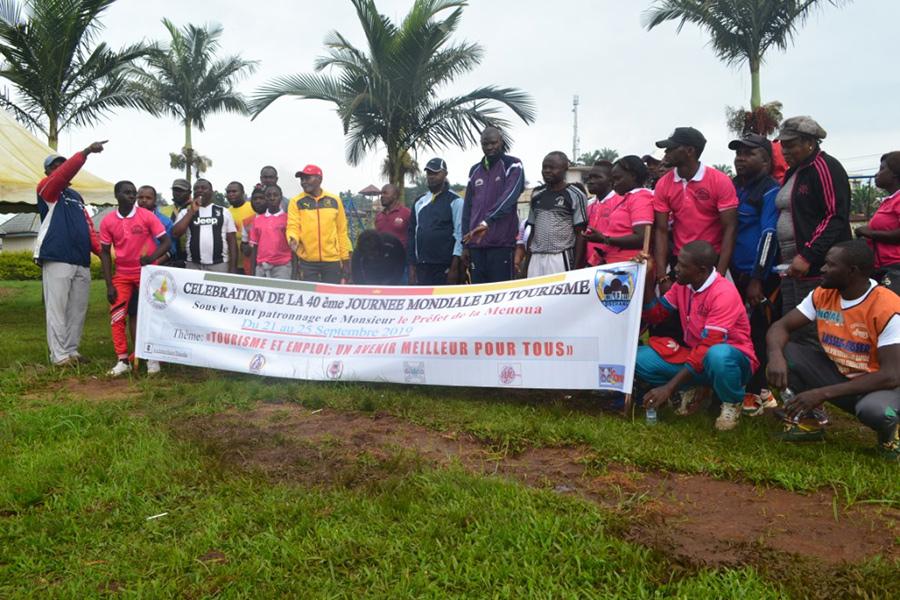 Journée mondiale du tourisme 2019 dans la Menoua: Le groupement Fomopéa a accueilli la cérémonie de clôture des festivités.