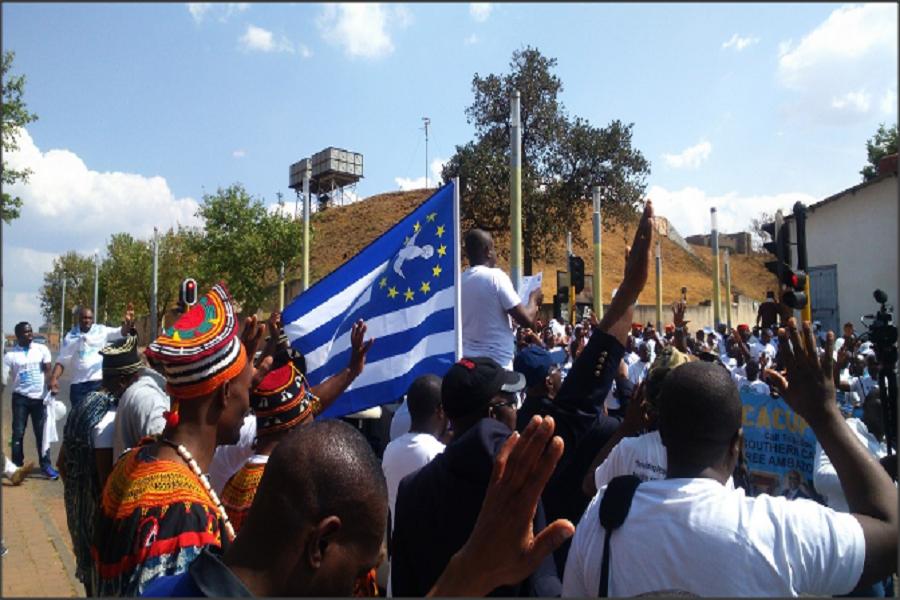Cameroun : deuxième jour du dialogue national et les « Ambazoniens » célèbrent leur « indépendance »