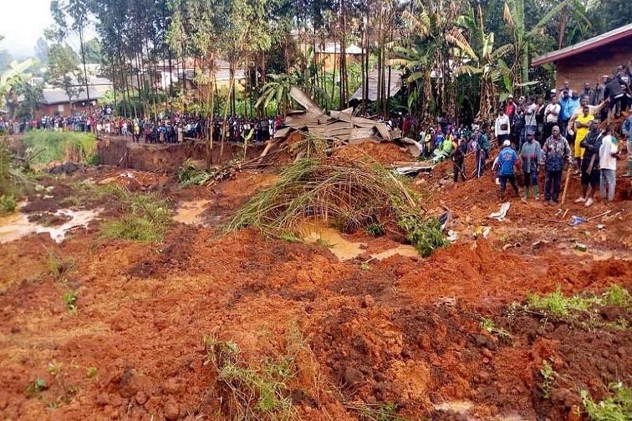 Cameroun : voici le bilan de la catastrophe de Bafoussam jusqu'à l'heure